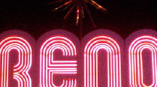 Photo Essay : Reno Casino Neon