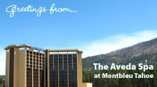 The Aveda Spa at Montbleu Lake Tahoe Review