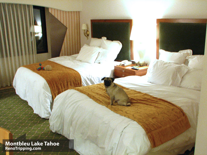 Montbleu Lake Tahoe Hotel Review - Beds