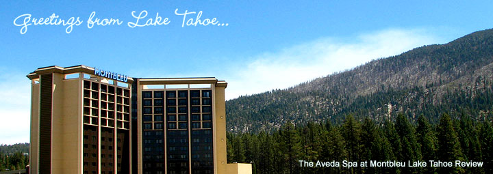 Aveda Spa at Montbleu Lake Tahoe Review